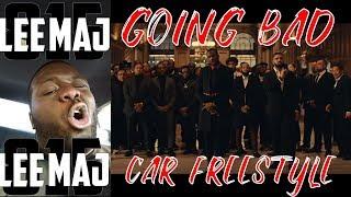 "@LEEMAJ815 - Meek Mill ""Going Bad"" feat. Drake  #CarFreestyle!!!!"