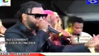 Ferre Gola - live au nigéria 2013