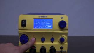 HAKKO FM-206; so easy-to-use