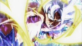 Dragon Ball Super Goku VS Jiren AMV  Warriors