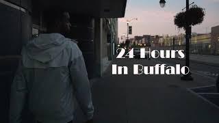 Headshotz - 24Hours In Buffalo (Official Video) Shot by Luqman Muhammad