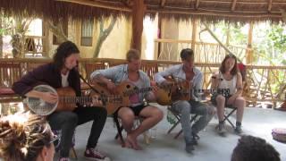 "Kaleo ""Pour Sugar On Me"" (acoustic) - Sunset Sessions Tulum (5/1/15)"