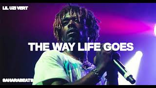 Lil Uzi Vert - The Way Life Goes (Instrumental) | LUV IS RAGE 2