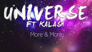 "Universe feat Kalash ""More & More"""
