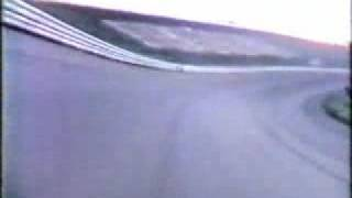 Old Fuji speedway onboard GT-R