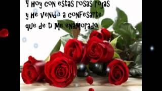 Grupo Insustria del Amor - Rosas rojas ( Con letra)