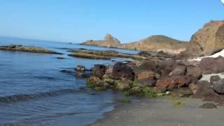 Cala Rajá, Para los amigos la Cala del Dedo - Cabo de Gata - Almería.