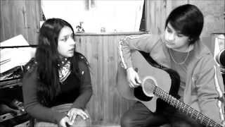 Si tu no estas aqui - Luana y Josue (Cover)