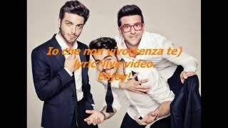 Ilvolo Io che non vivo(senza te) lyric/live video