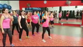 """Despacito""- Luis Fonsi ft. Daddy Yankee .Zumba Fitness con Marina (live class)"
