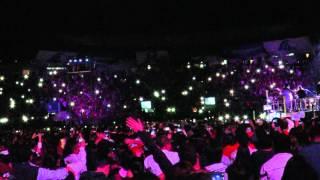 Mariposa Traicionera - Mana en Honduras en Conciertos Credomatic