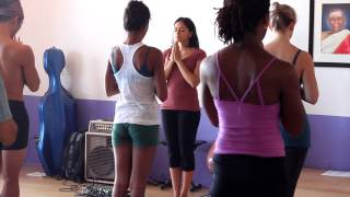 Ashtanga Yoga Mantram- Opening Chant