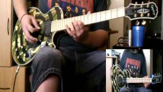 System of a Down - Streamline guitar cover - by ( Kenny Giron ) kG