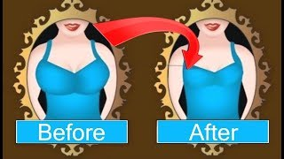 Reduce Breast Size Naturally at Home | Breast Ka Size Kam Karne ke Gharelu Nuskhe