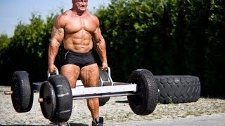 Strongman Motivation -You Can't Hide