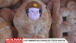 COSTUMBRES BOLIVIANAS EN TODOS SANTOS informe Andrea Alanoca