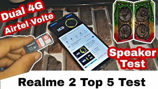 Realme 2 Speaker Test   Realme 2 Dual Airtel volte,Native video call and Sensor Test  