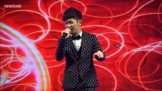 记得是最好的遗忘 - 张智成 - NEWAY K歌榜颁奖典礼2014