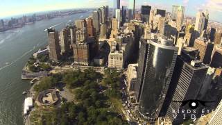 New York City Aerial Footage (2013)