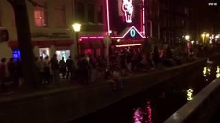 Amsterdam wallen, Red Light District