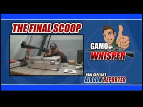Video: Gamo Whisper air rifle, short review  - Airgun Reporter Episode #7 | Pyramyd Air