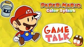 How is Paper Mario: Color Splash? (Review)