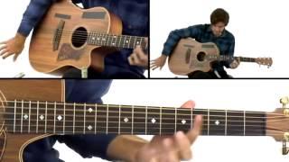 Percussive Fingerstyle - #20 Pendulum - Guitar Lesson - Daniel Champagne