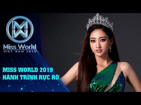 Nước hoa Charme đồng hành cùng Lương Thùy Linh chinh phục Vương miện Miss World 2019