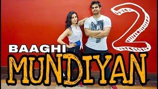 Mundiyan dance | baaghi 2 | Tiger Shroff, Disha Patani | Desire Dance/Fitness Academy