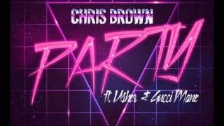 Chris Brown - Party (feat. Usher & Gucci Mane) | AUDIO