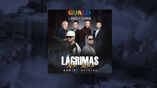 Lágrimas No Más (REMIX OFICIAL) - Guaco Feat. Less y Chris