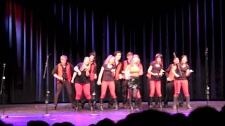 """""""Boogie Wonderland"""" A Cappella Cover By Be S#arp"""
