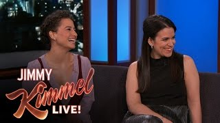 Abbi Jacobson & Ilana Glazer on Their Broad City Characters