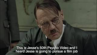 Hitler's Reaction to the end of the Psycho Series