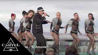 "EL AMANTE FT. J ALVAREZ  "" DY PRESTIGE"""