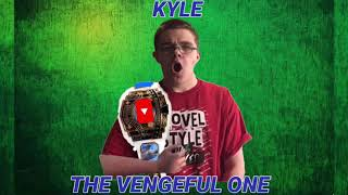 "KTRW THEME SONGS: Kyle NEW THEME ""The Vengeful One"""