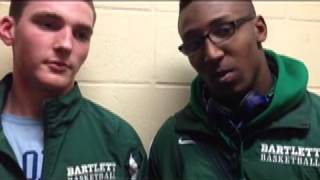 Bartlett's Evan Anderson and Alexander Givins-Perry