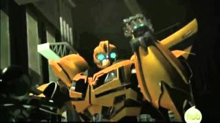 Transformers Prime - Linkin Park - Somewhere I Belong