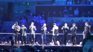 Michael Buble - Who's Loving You - 13 May 2014 Brisbane HD