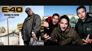 Beastie Boys vs E-40 - Back In The Multilateral Nuclear Disarmament Business by DJ AK47