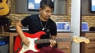 Swingueira na Guitarra - Jalyson Guitar - Música: Vai dar pt - Léo Santana