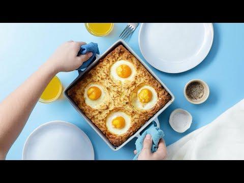 The Ultimate Breakfast Dish | Breakfast Shepherds Pie
