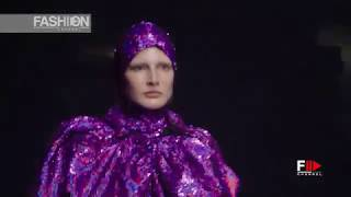 GUCCI Full Show Spring Summer 2018 Milan - Fashion Channel