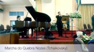 Marcha do Quebra Nozes (Tchaikovsky) - Thiago Bernardes e Leo de Freitas