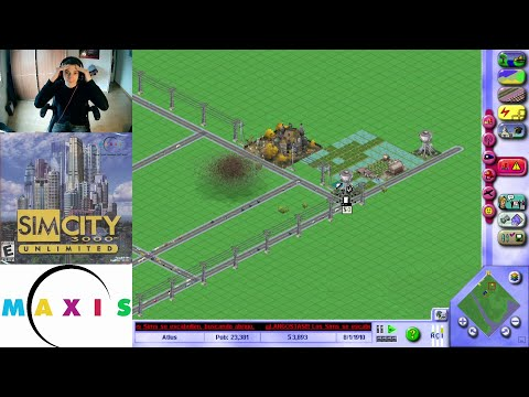Sim City 3K Unlimited - Capítol 3: Desastres, préstecs al banc i com fer pasta.