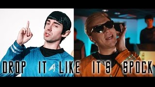Drop It Like It's Spock - Star Trek Parody of 'Drop it like it's Hot!'