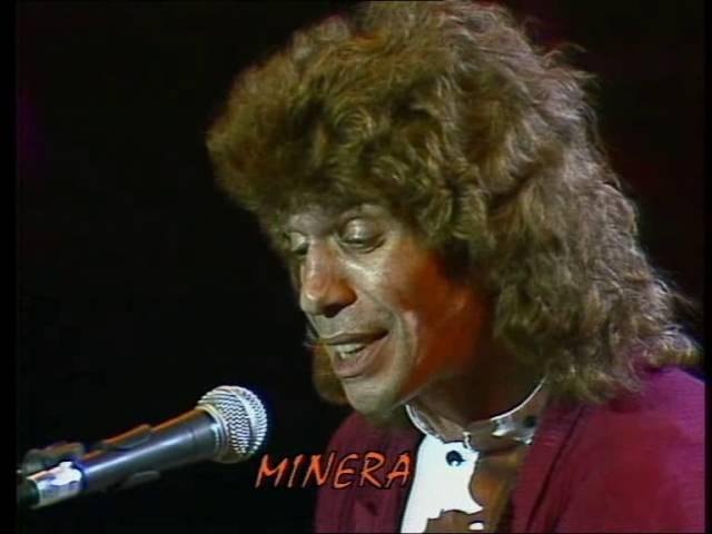 Video del concierto de Camarón en Málaga (1990)