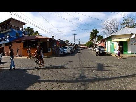 Tour of San Juan Del Sur, Nicaragua 2013 – GoPro HD
