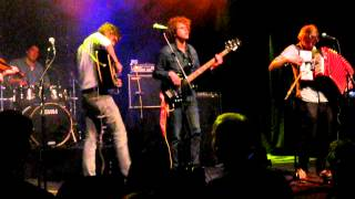 Hobo's Hope - Lonely Boy (Black Keys Cover) (Live @ T-Strijd Semi Finals March 10, 2012)
