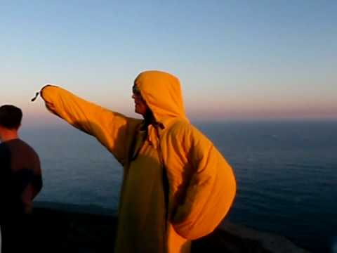 28. 2010 World Cup in South Africa – SBM at Cape of Good Hope.AVI